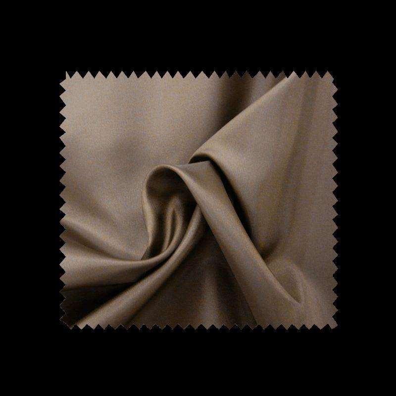 Tissu Doublure Brasil Unie Choco