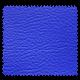 Tissu Simili Cuir Karia Bleu