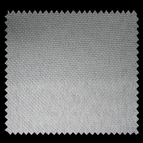 Housse de Coussin Microfibre Imprimée Loup Gris