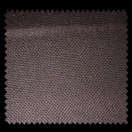 Housse de Coussin Microfibre Imprimée Ecureuil Marron