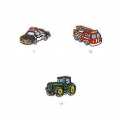 Ecusson Petites voitures