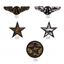 Ecusson Militaire