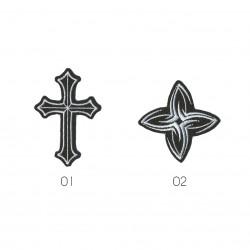 Ecusson Croix