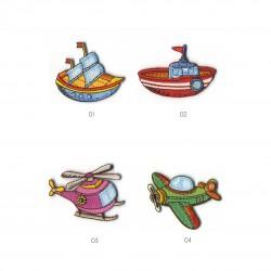 Ecusson Bateaux/avions