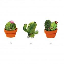 Ecusson Cactus