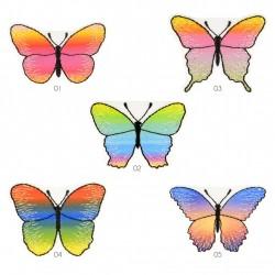 Ecusson papillons