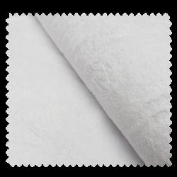 Tissu Viscose Bambou Blanc