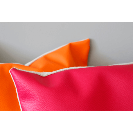Rideau Jacquard Ginko Fleur - 2 Coloris