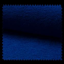 Tissu Eponge Uni Royal