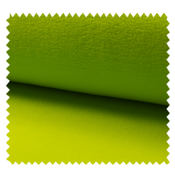 Tissu Polaire Uni Anis