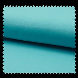 Tissu Jersey Luxe Uni Turquoise