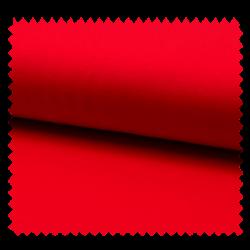 Tissu Jersey Luxe Uni Cerise