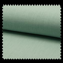 Tissu Lin Uni Vert Celadon