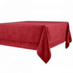 Serviette de Table Trento Jacquard Pavot