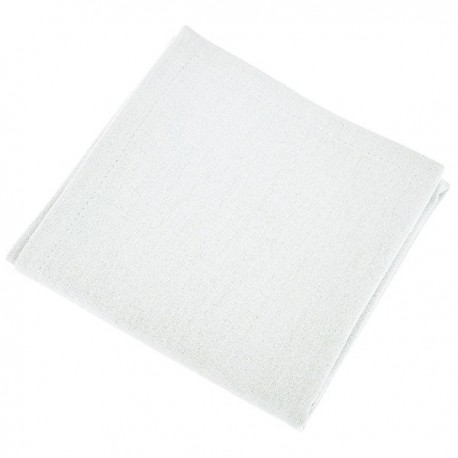 Serviette de Table Yuco Blanc