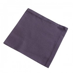 Serviette de Table Brunch Prune