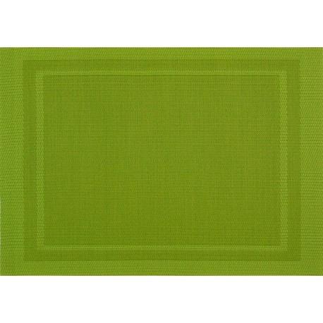 Set de Table Yuco Encadré PVC Olive