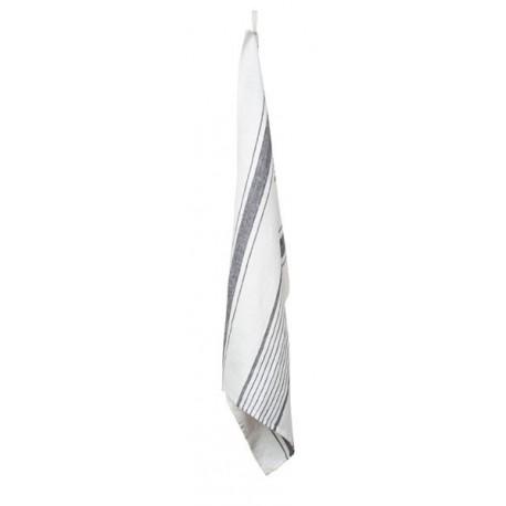 Torchon Harmony Aubagne Blanc Granit