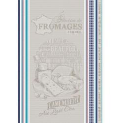 Torchon Jacquard Camembert
