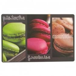 Set de Table Polypro Imprimé Macaron