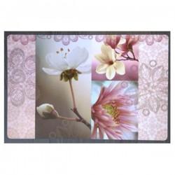 Set de Table Polypro Imprimé Romantique