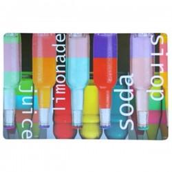 Set de Table Polypro Imprimé Soda