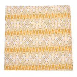 Serviette de Table Nordic Jaune