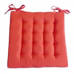 Galette de Chaise Carrée Neo Orange