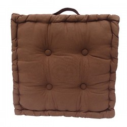 Coussin Tapissier Neo Chocolat