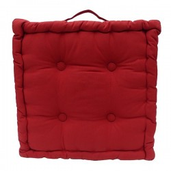 Coussin Tapissier Neo Rouge