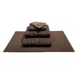 Linge de Toilette Laura Chocolat