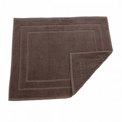 Tapis Laura Antiderapant Chocolat - 2 Tailles
