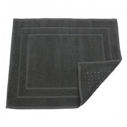 Tapis Laura Antiderapant Charbon - 2 Tailles