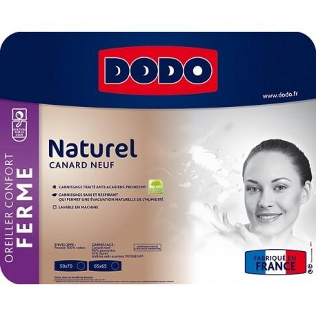 Oreiller Naturel Anti-Acariens DODO