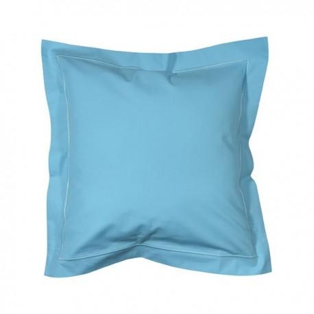 Linge de Lit Percale Turquoise