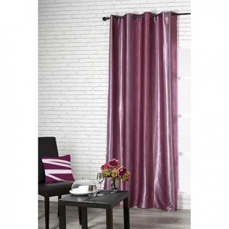 Rideau Cosy Velours Obscurcissant