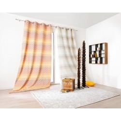 Rideau Canasta Symétrie - 3 Coloris