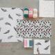 Tissu Popeline Coton Imprime Confetti