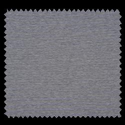 Tissu Jersey Rayé Navy et blanc