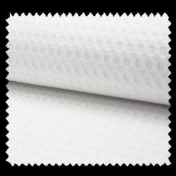 Tissu Nid d' Abeille Waffle Xl Blanc