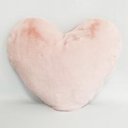 Coussin Coeur Romeo - Coloris Rose