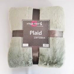 Plaid Romeo Vert 130x150 cm