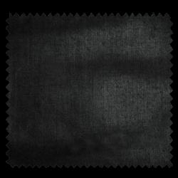 Toile Chintz Casamance Noir