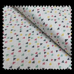 Tissu Nocca Imprimé Sable multicolore