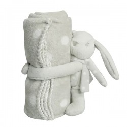 Plaid Peluche Bunny