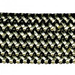 Galon élastique si cuir 2 coloris