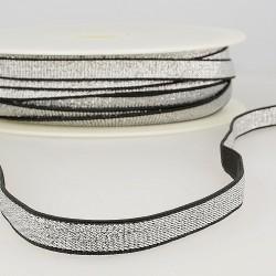 Élastique métal lisières