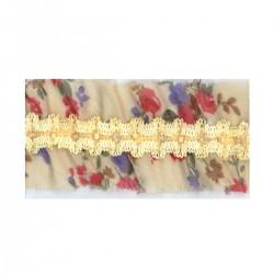 Galon élastique perles voile