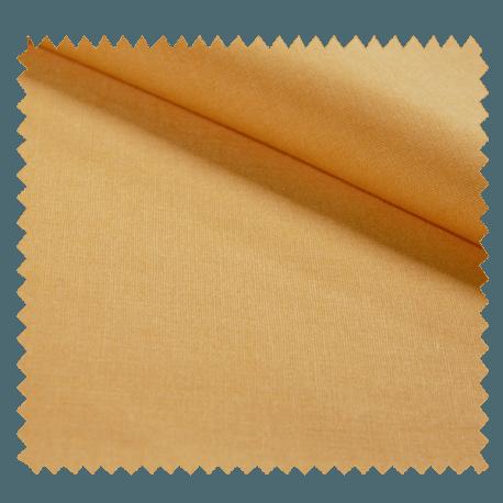 Tissu Arpege Uni Orange