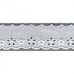 Broderie anglaise 34mm